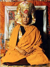 The 16th Gyalwa Karmapa